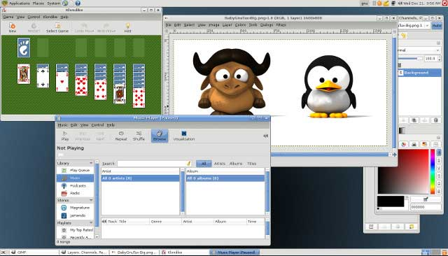گنو (GNU) چیست